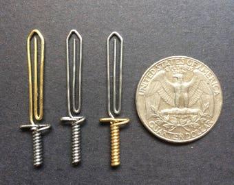 Paper Clip Sword