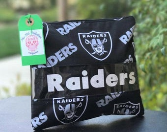 Football Raiders NFL Team Handbag