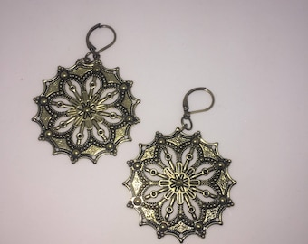 Filigree Chandelier earrings