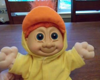 Soft Russ Troll Doll in Duck Suit