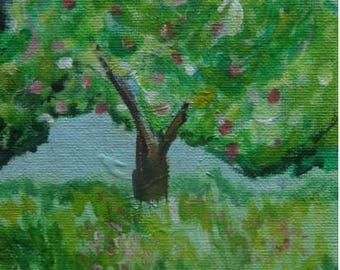 Summer Tree (Print)
