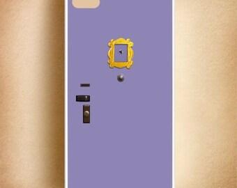 Friends Phone Case / Cover . iphone . samsung . mobile . Monicas Door