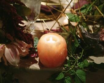 Himalayan Salt Tea Light Candle Holder