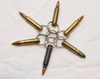 Bullet Keychain 223 556 Variety of Types