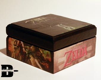 Legend of Zelda Keepsake Box