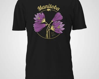 Matching Shirts, Family Clothes, Mommy and Me Outfits, Daddy and Me, Woodland Clothes, Gifts for Kids, Manitoba, Wildflowers, Baby-Adult