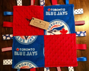 Toronto Blue Jays Taggy Blanket for Baby