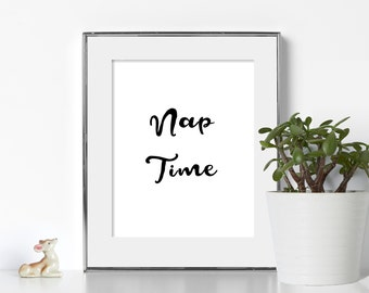 Snarky Poster Digital Download Snarky Print Printable Art Funny Poster Funny Print Nap Time Print Nap Time Printable Nap Time Poster Art