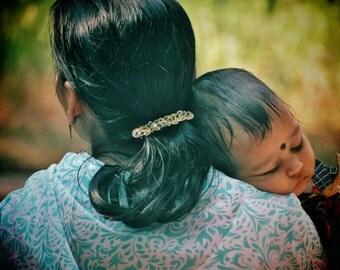 Mother and Child in India Photo, India Mother and Child Print, Indian Family, India Photos, India Photography, Hindu, Sari, India Print