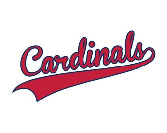 st louis cardinals cut files svg files baseball clipart cricut st louis cardinals