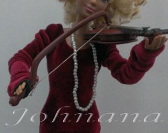 Violinist Gown