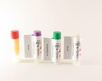 Nutritional oil essential Orange Sanguine lip balm / Lip Balm Essential Oil Blood Orange Nutrient