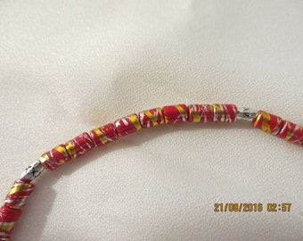 Beaded Braclet or Fitbit Anklet