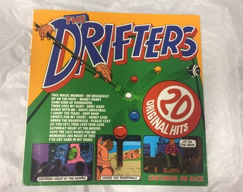 Old Drifters Record 20 original hits