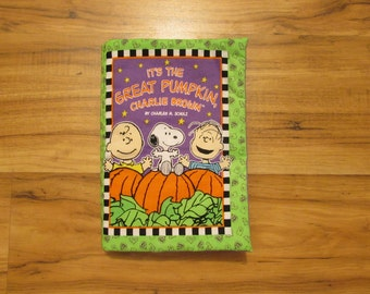 Cloth Children's Book 'It's The Great Pumpkin, Charlie Brown'