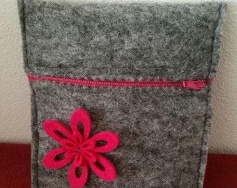 pretty felt gift bag