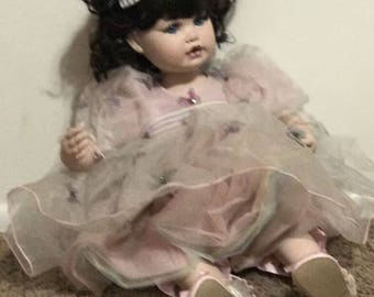 Susie Butterfly Doll - Marie Osmond Collection