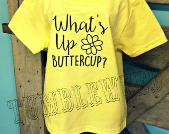 What's Up Buttercup (Kids)