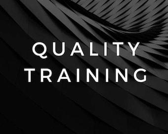 Training - Demonstration - Workshop - Tutorial