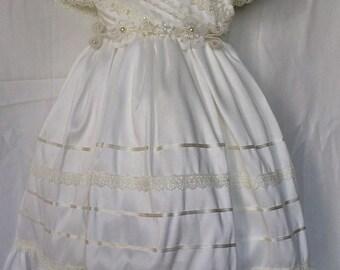 CHRISTENING GIRL DRESS