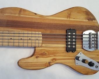 Handenlover 5 string left handed big bass