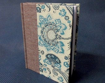 Travel Journal Notebook Handmade in Spain