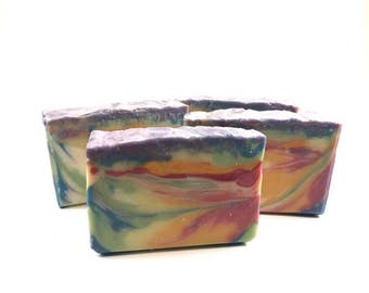 Mischievous | Artisan Soap | Bubbly Designs