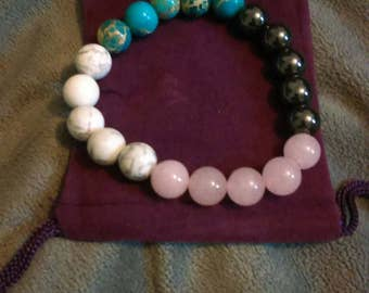 "Lil' ""Peace"" of Protection Bracelet"