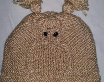 Hand made knitted hat