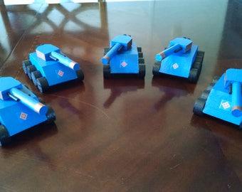 Lancer Tank - Ironians