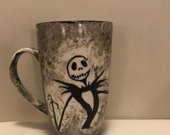 Porcelain jack tea coffee cup coffee cup