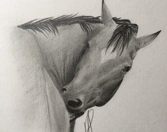 Itchy Horse in Graphite