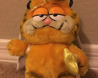 Vintage Garfield Plush Angel or Fairy