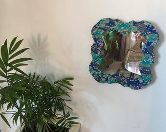 Mirror Baroque Japanese fabric