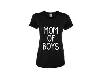 Mom Of Boys Women's Shirt