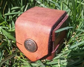 Custom Leather Box