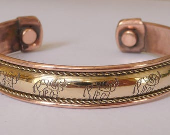 Magnetic bracelet copper with magnets magnetic Copper magnetic bracelet