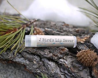 J Bird's Lip Saver Lip Balm