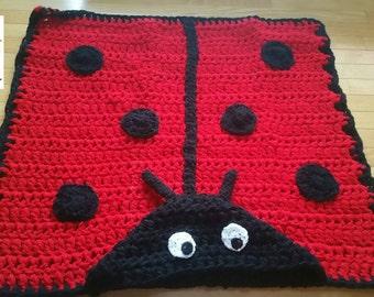 cover Cap Ladybug preschool child cushion