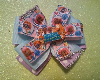 Bubble guppies bow