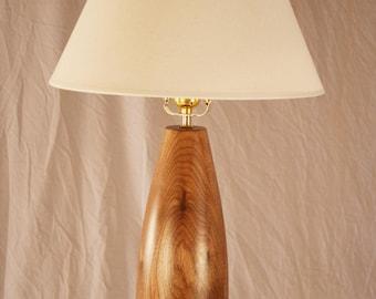 Turned Lamp