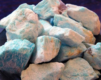 "Amazonite - Natural ""Raw"" Stone"