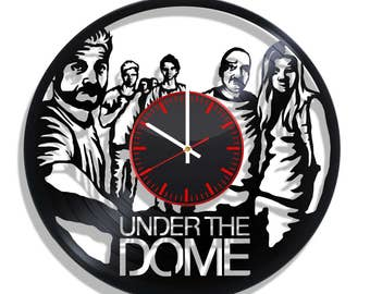 Under the Dome Wall clock with original design