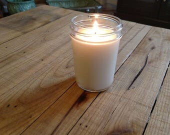 Soy Lemongrass Aromatherapy Candle