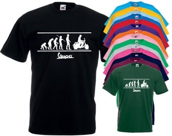 Vespa Evolution T-Shirt