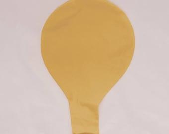 """Yellow 36"""" Balloon"""