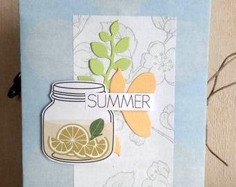 """""""Summer"""" photo album"""