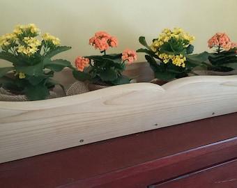 Cedar Flower Box