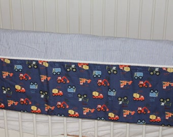 Handmade Pure Cotton Nursery Cot Quilt