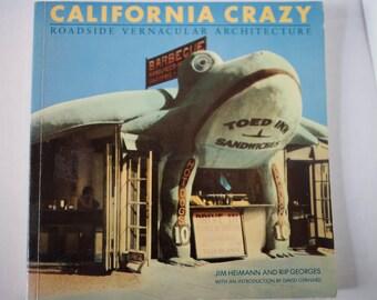 California Crazy Roadside Book 1980